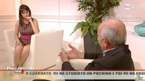 Lorena Bianchetti dans Pomeriggio Sul Due - 29/11/10 - 09