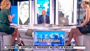 Maïtena Biraben et Caroline Roux dans la Matinale - 08/09/11 - 43