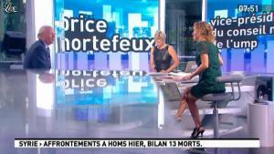 Maïtena Biraben et Caroline Roux dans la Matinale - 08/09/11 - 44