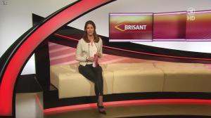 Mareile Höppner dans Brisant - 03/01/12 - 02