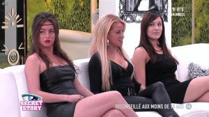 Marie et Juliette dans Secret Story - 16/09/11 - 01