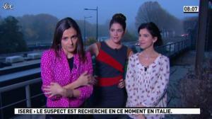 Marie Audran dans la Matinale - 16/11/12 - 01