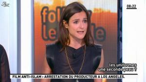 Marie Audran dans la Matinale - 28/09/12 - 02