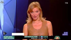 Maya Lauqué sur i-Télé - 02/06/12 - 01