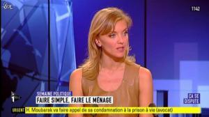 Maya Lauqué sur i-Télé - 02/06/12 - 03