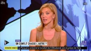 Maya Lauqué sur i-Télé - 02/06/12 - 04