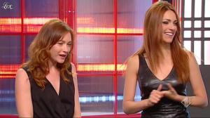 Miriam Leone dans Ale E Franz Show - 13/11/11 - 04