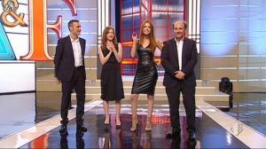 Miriam Leone dans Ale E Franz Show - 13/11/11 - 06
