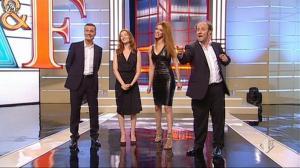 Miriam Leone dans Ale E Franz Show - 13/11/11 - 07