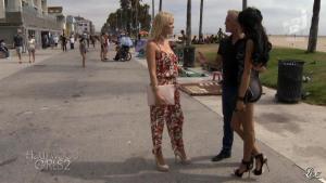 Nabilla Benattia et Caroline Receveur dans Hollywood Girls - 24/10/12 - 11