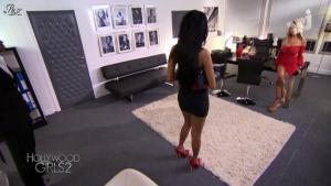 Nabilla Benattia et Shauna Sand dans Hollywood Girls - 17/10/12 - 07