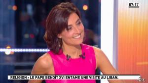 Nathalie Iannetta dans la Matinale - 14/09/12 - 04
