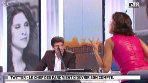 Nathalie Iannetta dans la Matinale - 14/09/12 - 14