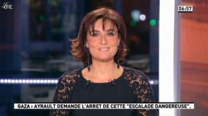 Nathalie Iannetta dans la Matinale - 16/11/12 - 01