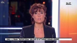 Nathalie Iannetta dans la Matinale - 28/09/12 - 01