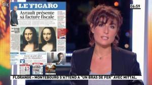Nathalie Iannetta dans la Matinale - 28/09/12 - 03