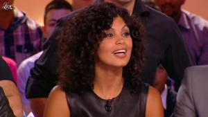 Nawell Madani dans le Grand Journal de Canal Plus - 03/07/12 - 03
