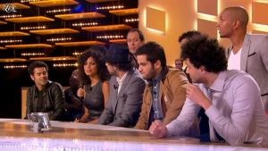 Nawell Madani dans le Grand Journal de Canal Plus - 03/07/12 - 07