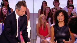 Nawell Madani dans le Grand Journal de Canal Plus - 03/07/12 - 08