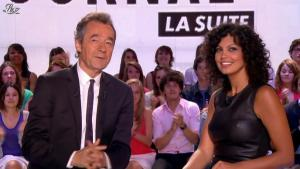 Nawell Madani dans le Grand Journal de Canal Plus - 03/07/12 - 12