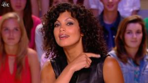 Nawell Madani dans le Grand Journal de Canal Plus - 03/07/12 - 14
