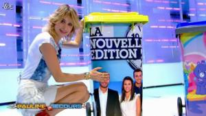 Pauline Lefèvre dans la Nouvelle Edition - 02/11/12 - 05
