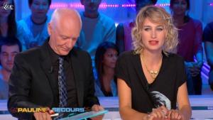 Pauline Lefèvre dans la Nouvelle Edition - 07/09/12 - 03