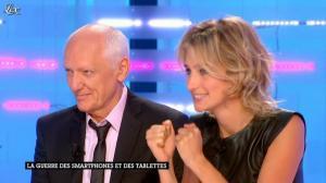 Pauline Lefèvre dans la Nouvelle Edition - 11/09/12 - 05