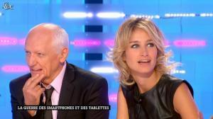 Pauline Lefèvre dans la Nouvelle Edition - 11/09/12 - 06