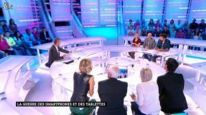 Pauline Lefèvre dans la Nouvelle Edition - 11/09/12 - 07