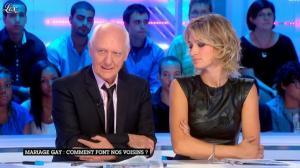 Pauline Lefèvre dans la Nouvelle Edition - 11/09/12 - 11