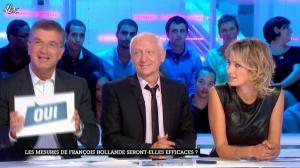 Pauline Lefèvre dans la Nouvelle Edition - 11/09/12 - 16