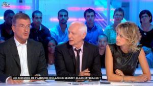 Pauline Lefèvre dans la Nouvelle Edition - 11/09/12 - 18