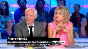 Pauline Lefèvre dans la Nouvelle Edition - 12/09/12 - 07