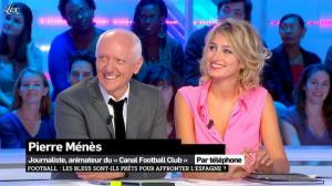 Pauline Lefèvre dans la Nouvelle Edition - 12/09/12 - 08