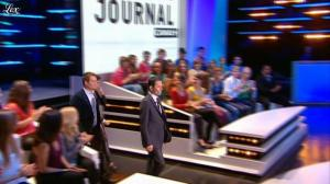 Rachida Dati dans le Grand Journal de Canal Plus - 11/06/12 - 01