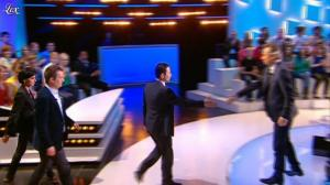 Rachida Dati dans le Grand Journal de Canal Plus - 11/06/12 - 02