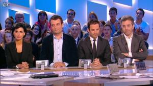 Rachida Dati dans le Grand Journal de Canal Plus - 11/06/12 - 04