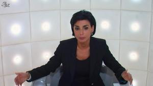Rachida Dati dans le Grand Journal de Canal Plus - 12/06/12 - 01