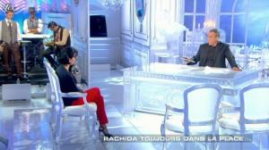 Rachida Dati dans Salut les Terriens - 08/09/12 - 02