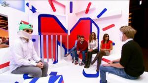Sabrina Salerno dans le Grand Journal de Canal Plus - 02/10/12 - 01