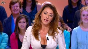 Sabrina Salerno dans le Grand Journal de Canal Plus - 02/10/12 - 02