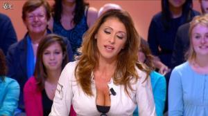Sabrina Salerno dans le Grand Journal de Canal Plus - 02/10/12 - 02