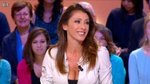 Sabrina Salerno dans le Grand Journal de Canal Plus - 02/10/12 - 04