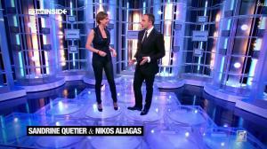 Sandrine Quétier dans 50 Minutes Inside - 12/05/12 - 01