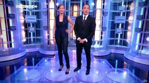 Sandrine Quétier dans 50 Minutes Inside - 12/05/12 - 03