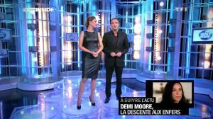 Sandrine Quétier dans 50 Minutes Inside - 15/09/12 - 02