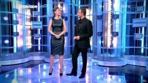 Sandrine Quétier dans 50 Minutes Inside - 15/09/12 - 14