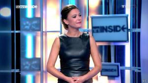 Sandrine Quétier dans 50 Minutes Inside - 15/09/12 - 17