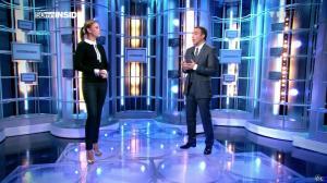 Sandrine Quétier dans 50 Minutes Inside - 20/10/12 - 01